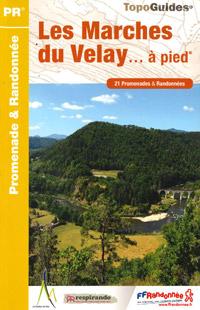 Randonnées les Marches du Velay à pied