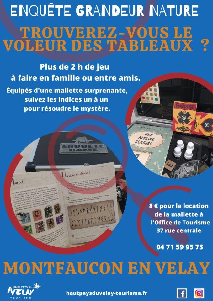 enquête game Montfaucon